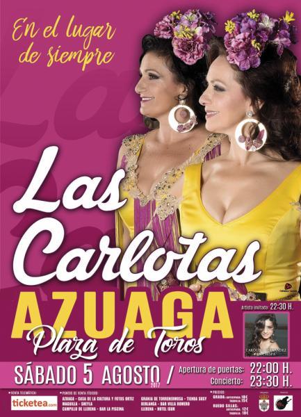 Las Carlotas en AZUAGA (Badajoz)