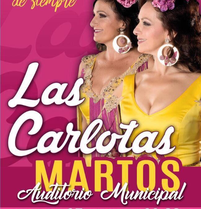 Las Carlotas en MARTOS (Jaén)