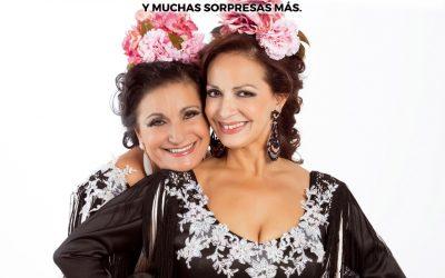 Las Carlotas presentarán su nuevo disco aniversario el próximo 6 de abril en una gigantesca carpa gentileza de FERSA